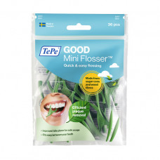 TePe Good Mini Flosser Флос-зубочистки, 36 шт.