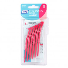 TEPE Interdental Brush Angle 0,4 мм міжзубні щіточки 6 шт