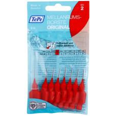 TEPE Interdental Brush Original 0,5 мм міжзубні щіточки 8 шт