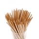 Трубочки для напоїв з екологічно чистої соломи довгі, 100 шт.