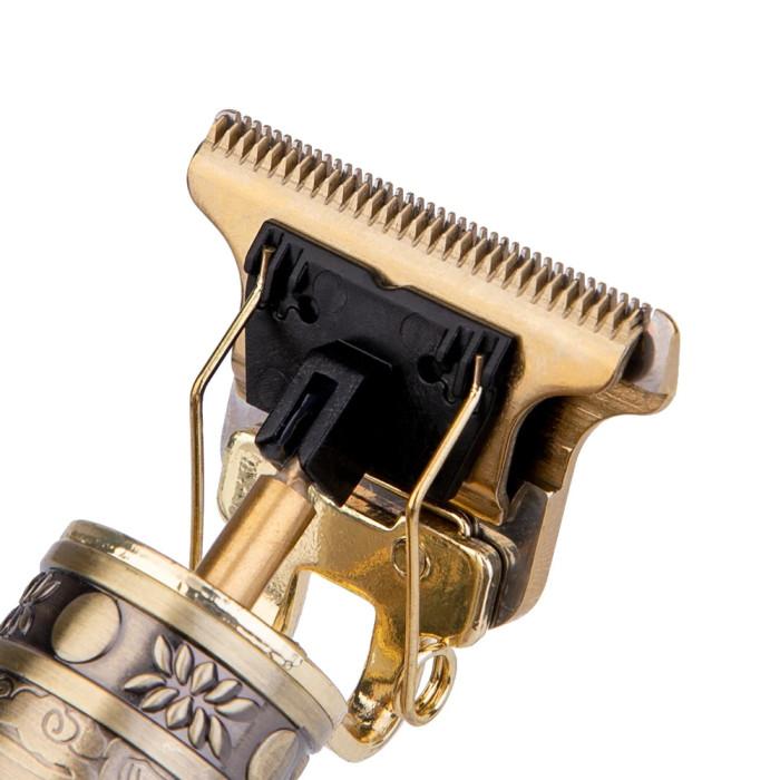 Vintage T9 USB тример, електробритва для волосся