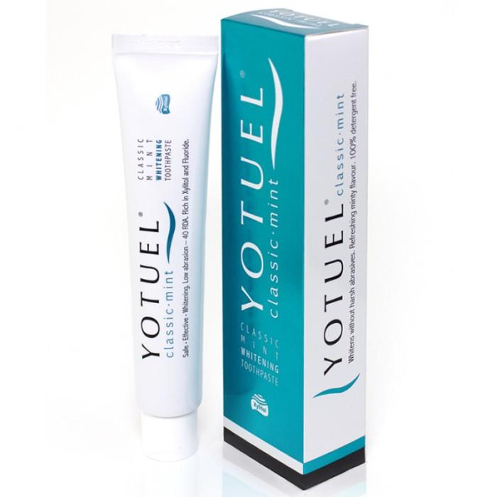 Yotuel Classic Mint Whitening Відбілююча зубна паста 50 мл