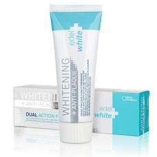 Зубна паста Edel White антиналіт + відбілювання