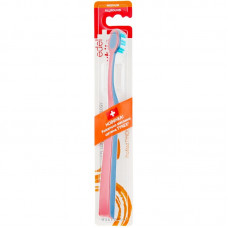Зубна щітка Edel White середньої жорсткості Allround з щетиною Tynex